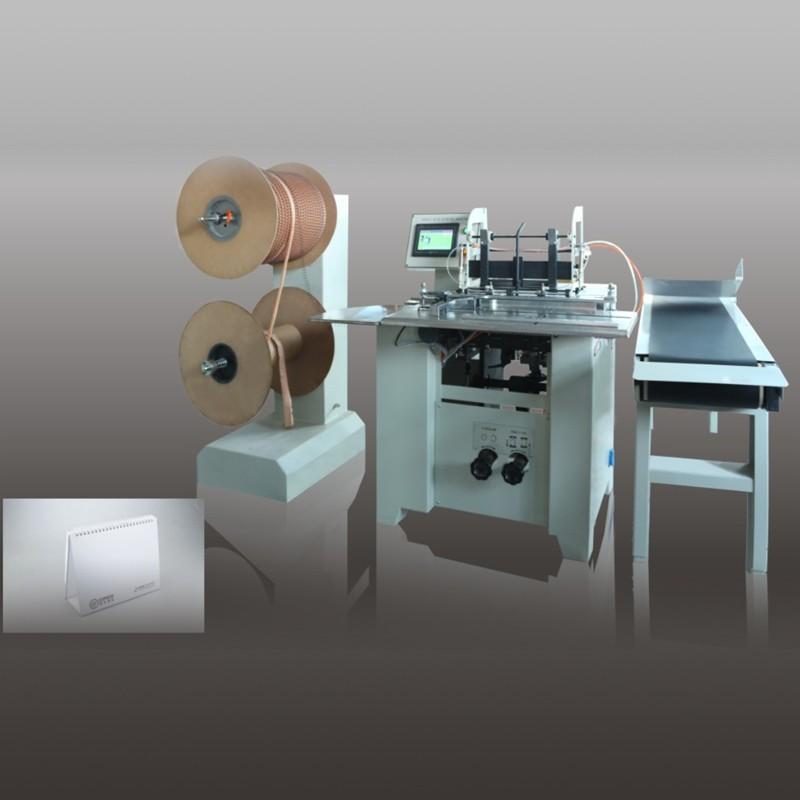 MACCHINA RILEGATRICE Wire-O SEMI AUTOMATICA MOD. DCA-520. Nuova di fabbrica.