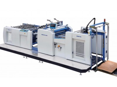 SWAFM-1050. Fully Automatic Laminator (Dry) - CE Marked. Brand New Machine. Working size of cm. 105x82.
